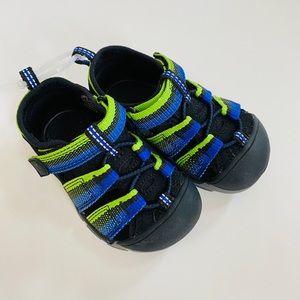 NWT Keen baby boy sandals